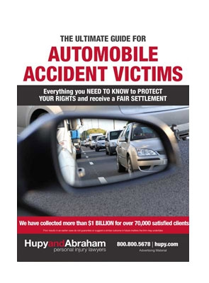 Ultimate Guide For Automobile Accident Victims - Condensed