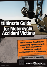 The Ultimate Guide for Motorcycle Accident Victims