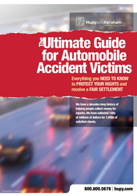Ultimate Guide for Automobile Accident Victims