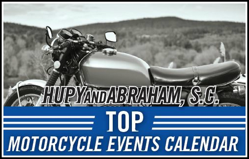Motorcycle Event Calendar