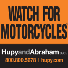 Support Motorcycle Safety. Display Your Free Window Cling