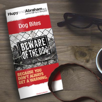 Get the Hupy and Abraham Dog Bites Brochure FREE of Charge