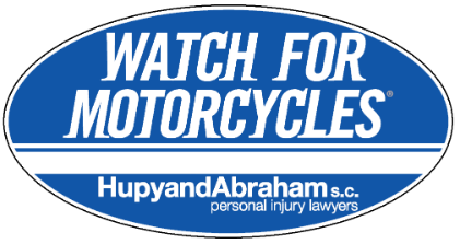 "Order Your Free ""Watch For Motorcycles"" Sticker – Vintage Style"