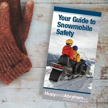 FREE Brochure - Your Guide to Snowmobile Safety