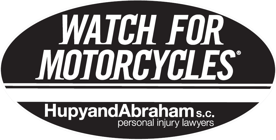 "Request Your Free ""Watch For Motorcycles"" Sticker"