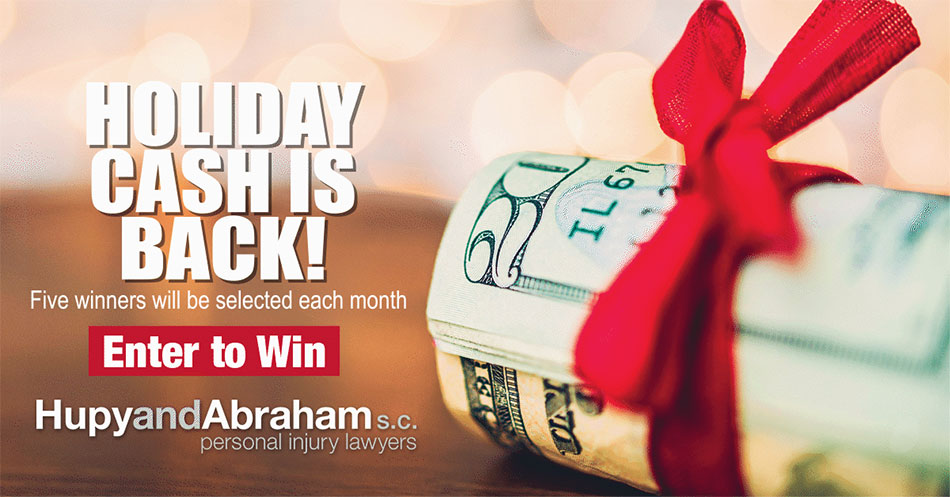Win Holiday Cash