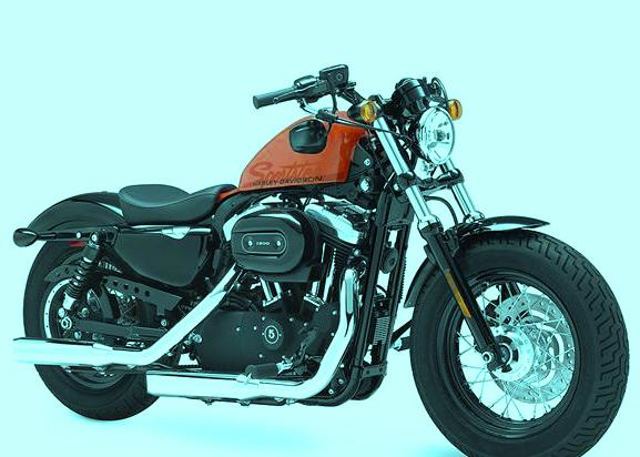 2010 Sportster Forty-Eight