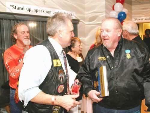 Vietnam Veteran and Congressional Medal of Honor Recipient Gary Wetzel